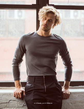 CHRISTOPHER MASON ★ for REFLEX HOMME EXCLUSIVE