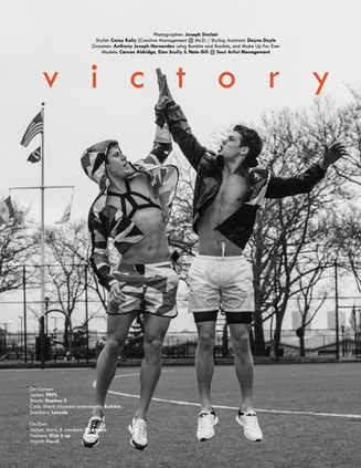 VICTORY ☆ for REFLEX HOMME EXCLUSIVE
