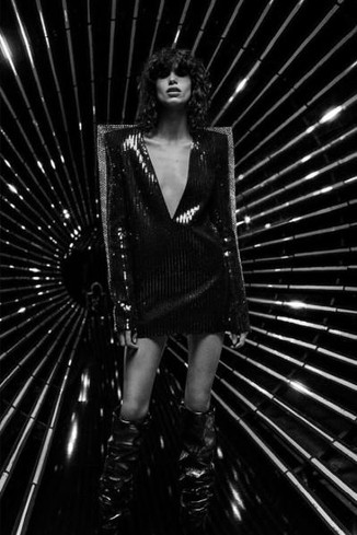 #YSL11 ★ by Anthony Vaccarello Fall 2017