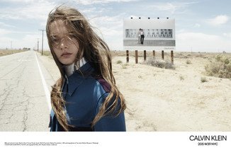 CALVIN KLEIN 205W39NYC ☆ Fall 2017 Campaign