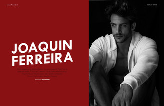JOAQUIN FERREIRA ❤ for Reflex Homme Exclusive