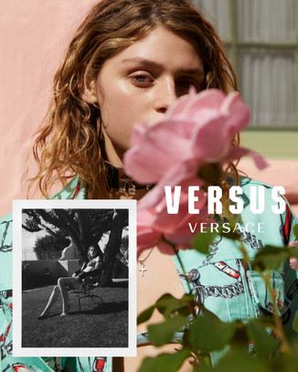 Versus Versace SS18 campaign