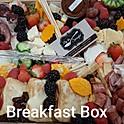 European Breakfast box