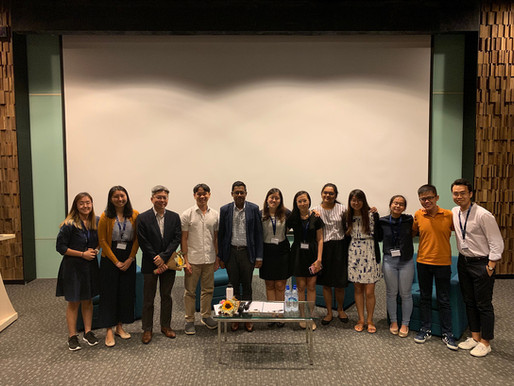 Afterthoughts on the NUS Foreign Policy Forum 2019