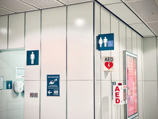 Cleanliness of public toilets: A personal responsibility