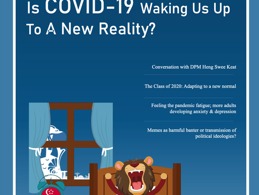 The Convergence's first print magazine