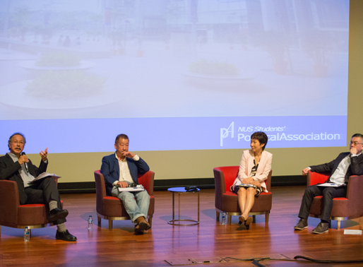 Post-event reflection: NUS Social Policies Forum 2019