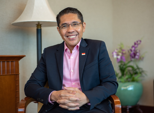Singapore should continue to adopt a principled but adaptative foreign policy, says SMS Maliki Osman