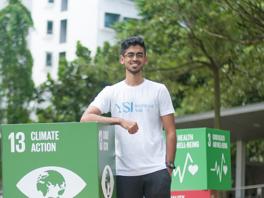 Budding social enterprise on sustainable development, co-founded by NUS undergraduate and alumnus