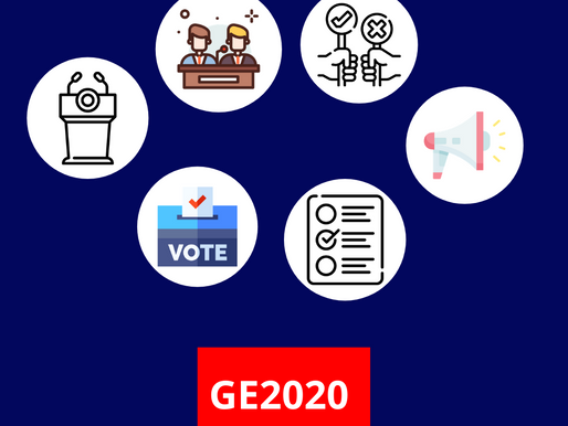 GE2020 - Prelude to election campaign: Who stands out?