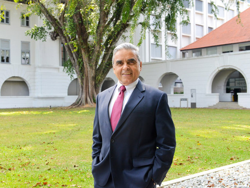 China should not be perceived as an expansionist threat, says Kishore Mahbubani