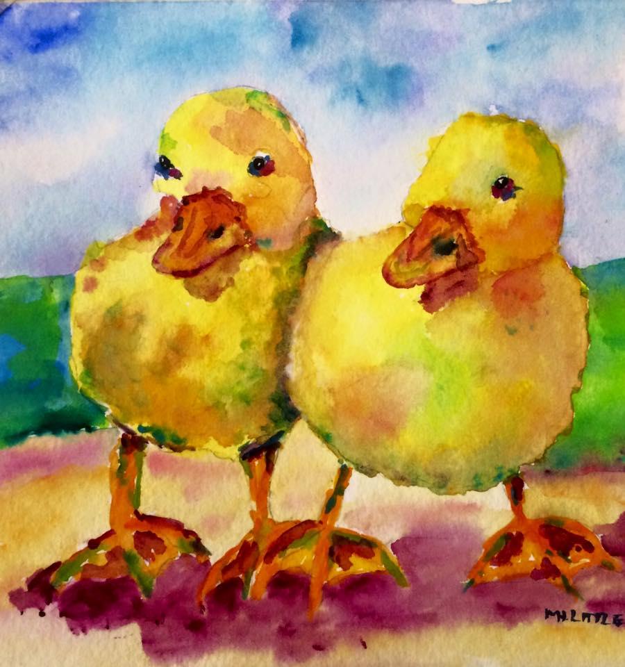 Duck, Duck, .....