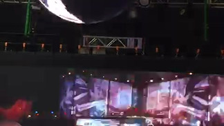 360 video spere in concert setting