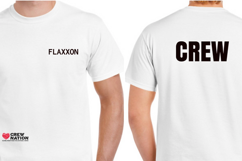 FLAXXON CREW NATION TEE