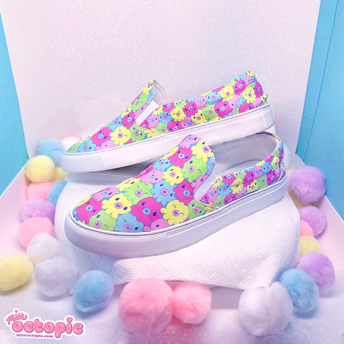 """""""OctoPals"""" Slip-on Shoes"""