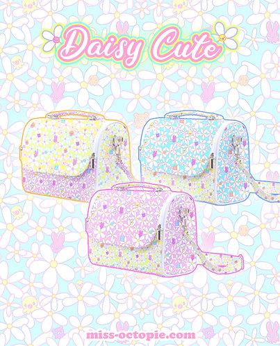"""Daisy Cute"" Satchel Shoulder Bag"
