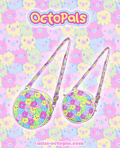 """""""OctoPals"""" Round Shoulder Bag"""