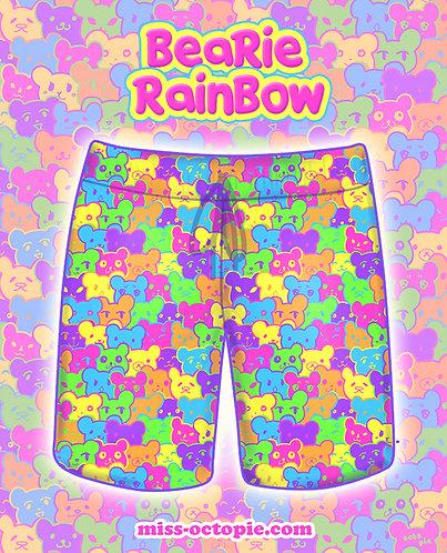 """Bearie Rainbow"" Shorts"