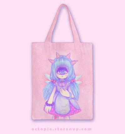 """""""Pastel-Fairy"""" Classic Tote Bag"""