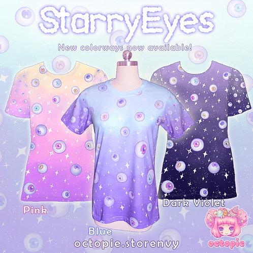 """Starry Eyes"" T-Shirt Ver. 2"