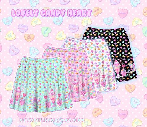 """""""Lovely Candy Heart"""" Skirt"""