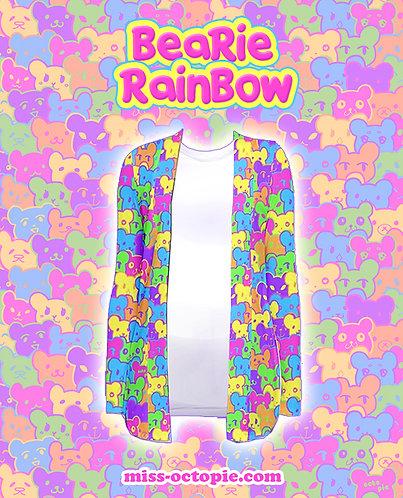 """Bearie Rainbow"" Cardigan"