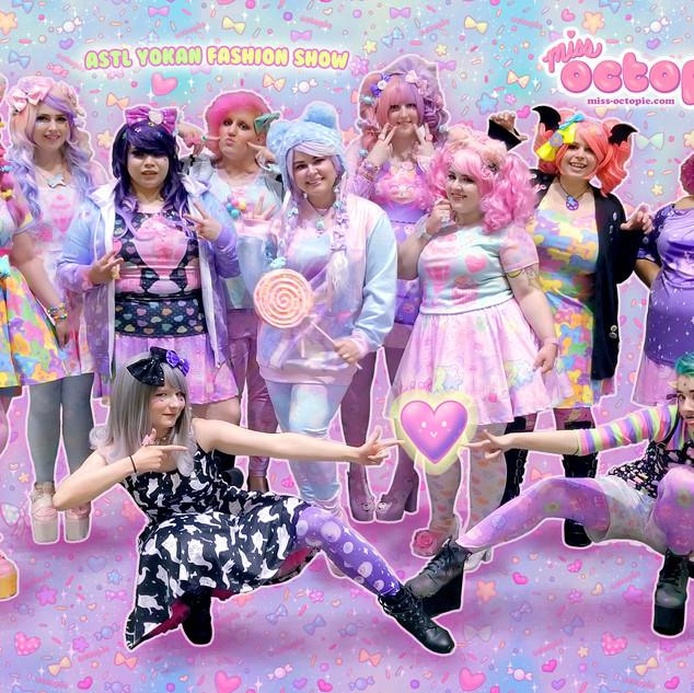 Yokan Fashion Show 2018