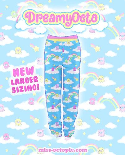"""DreamyOcto"" Jogger Sweatpants"
