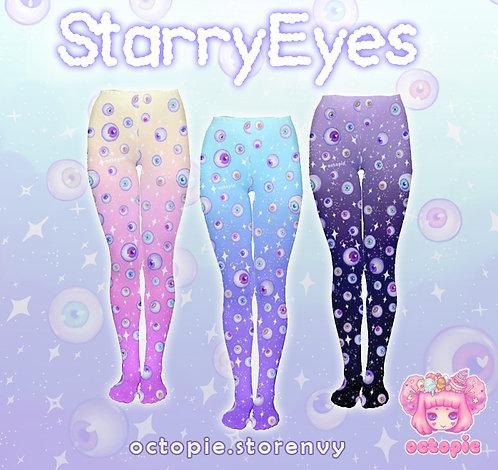 """""""Starry Eyes"""" Tights or Leggings"""