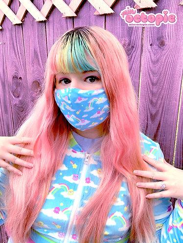"""""""DreamyOcto"""" Face Mask"""