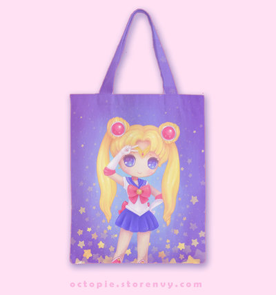 """Sailor Moon"" Classic Tote Bag"