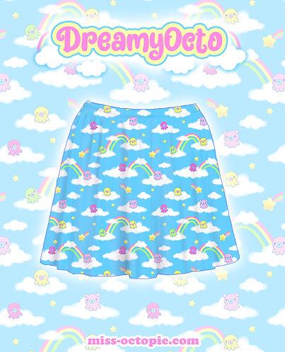 """DreamyOcto"" Skirt"