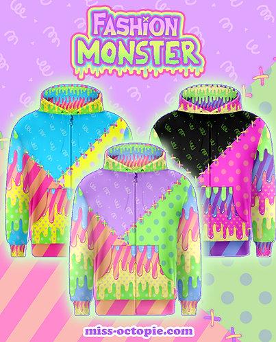 """""""Fashion Monster"""" Hoodie"""