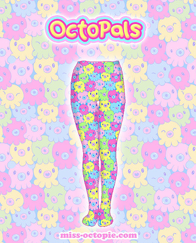 """OctoPals"" Tights or Leggings"