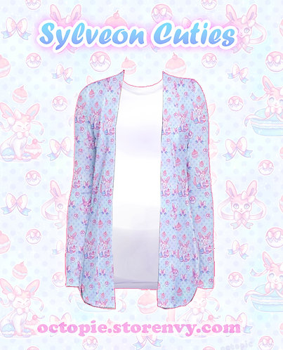 """Sylveon Cuties"" Cardigan"