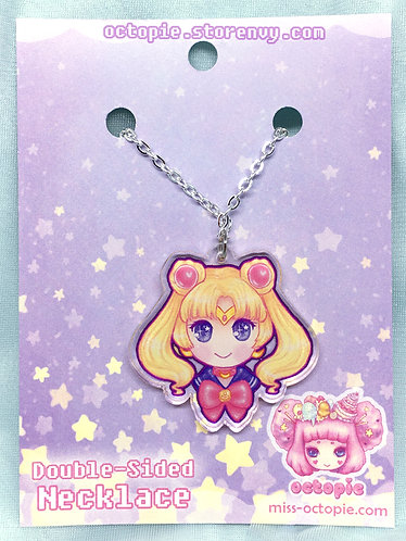"""Sailor Moon"" Small Necklace"