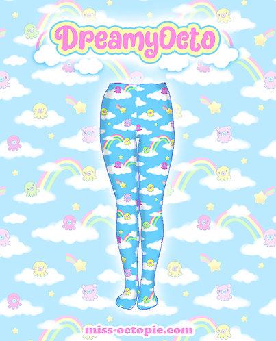 """""""DreamyOcto"""" Tights or Leggings"""