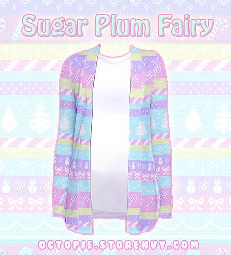"""""""Sugar Plum Fairy"""" Cardigan"""