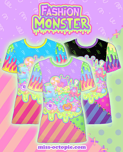 """Fashion Monster"" T-Shirt"