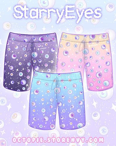 """""""Starry Eyes"""" Shorts"""