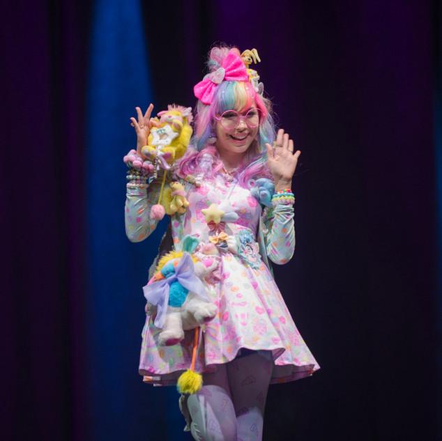A-Kon Fashion Show 2017