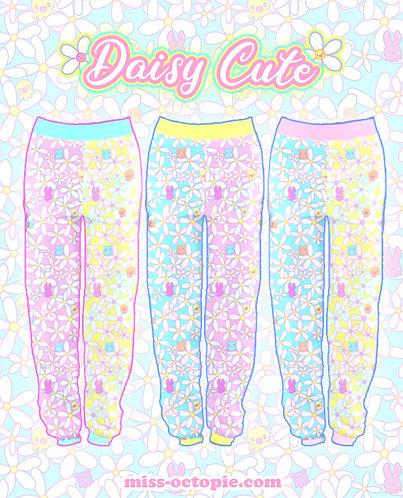 """""""Daisy Cute"""" Jogger Sweatpants"""