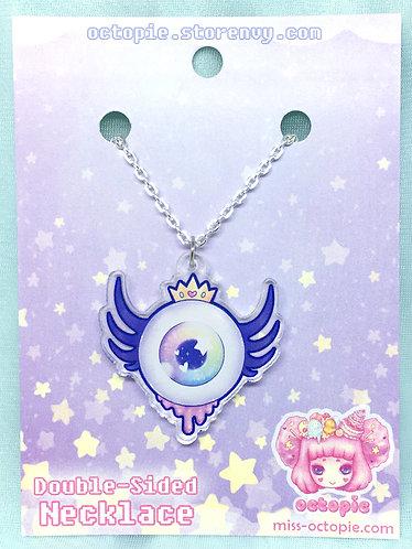 """""""EyeLash"""" Small Necklace"""