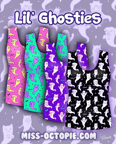 """""""Lil' Ghosties"""" Tank Top"""