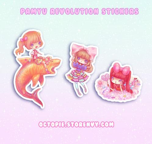 Kyary Pamyu Pamyu Stickers