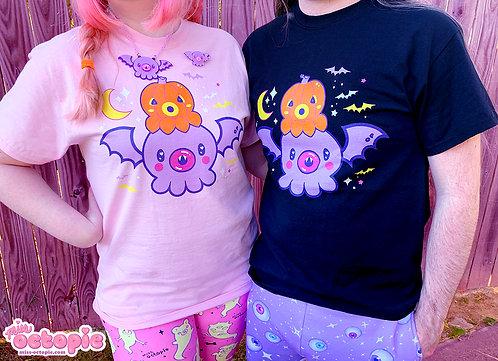 OctoBat & OctoPumpkin T-Shirt