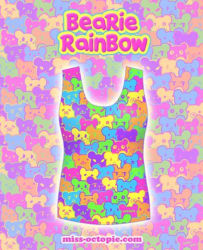 """Bearie Rainbow"" Tank Top"