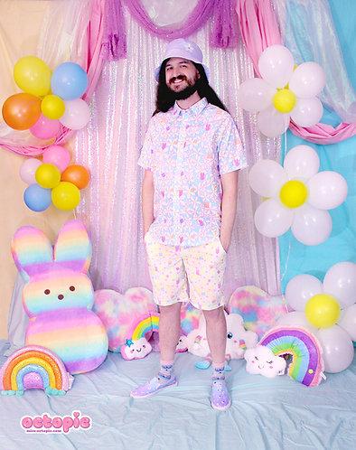"""""""Daisy Cute"""" Button-Up Shirt"""