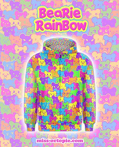 """""""Bearie Rainbow"""" Hoodie"""
