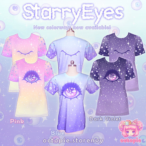 """Starry Eyes"" T-Shirt"